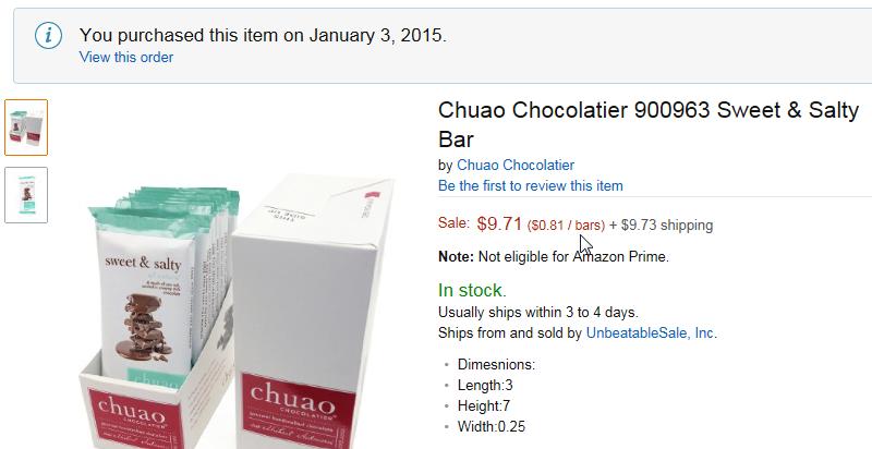 Choco-Fraud